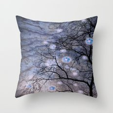 Dream Twilights Throw Pillow