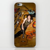 Guitars iPhone & iPod Skin