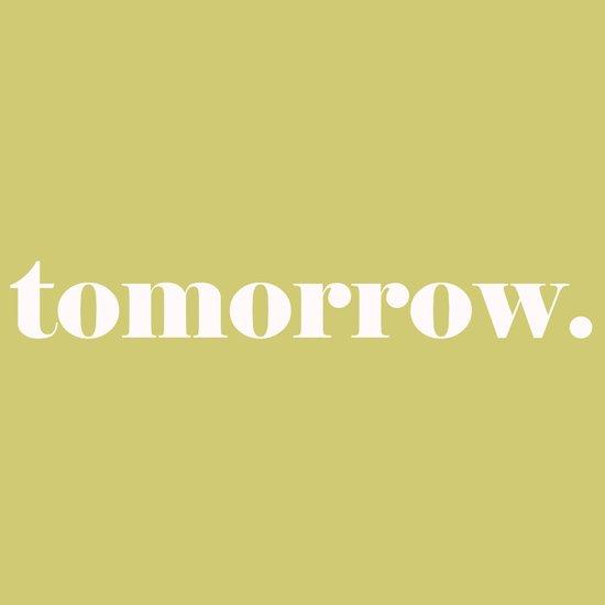 tomorrow, decision making art Canvas Print