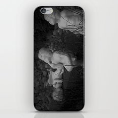 Three Little Angels iPhone & iPod Skin
