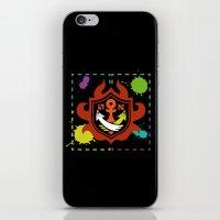Splatoon - Game of Zones iPhone & iPod Skin