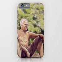 iPhone & iPod Case featuring Papa, miss you! by Vargamari