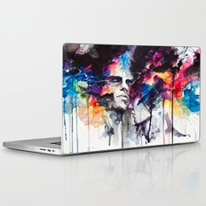 la nostra infinita abnegazione  Laptop & iPad Skin
