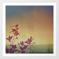 Mimus Polyglottos In Top… Art Print
