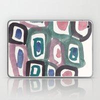 Colorful Squares Laptop & iPad Skin