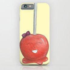 Blushing Toffee Apple - Yellow iPhone 6 Slim Case