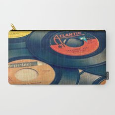 Take those old records off the shelf Carry-All Pouch