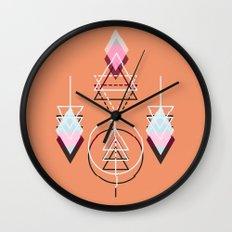 eye catch II Wall Clock