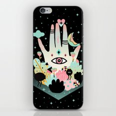 Mystery Garden iPhone & iPod Skin