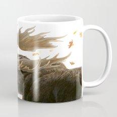 Moose Reflection Mug