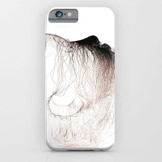 The head of love iPhone & iPod Case