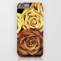 iPhone & iPod Case featuring Beautiful Roses by TilenHrovatic