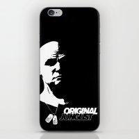 Kurtz Original Junglist iPhone & iPod Skin