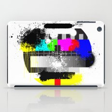 TV Trash iPad Case