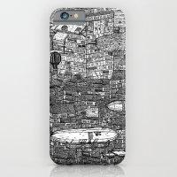 クラッタ市 1+2 iPhone 6 Slim Case