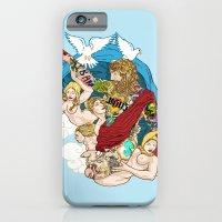 Jesus Piece iPhone 6 Slim Case