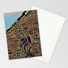 Cleveland Color Stationery Cards