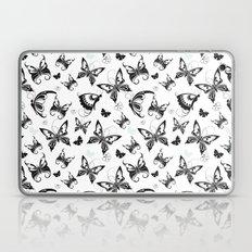 Butterflies in Flight 2 Laptop & iPad Skin