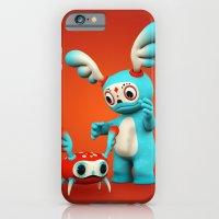 iPhone & iPod Case featuring Zupo's Quest by Teodoru Badiu