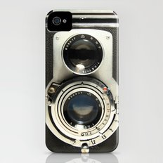 Vintage Camera iPhone (4, 4s) Slim Case