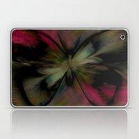 Butterfly Feathers Laptop & iPad Skin