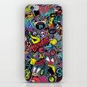 BMXXXXX iPhone & iPod Skin