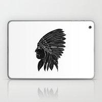 Chief / Black Edition Laptop & iPad Skin