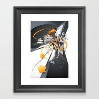 DAIMaround Framed Art Print