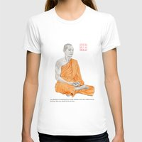 buddha T-shirts featuring Buddha by Bryan James