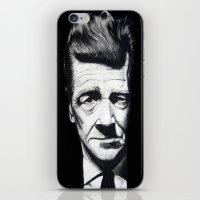 David Lynch iPhone & iPod Skin