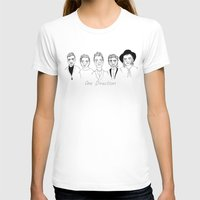 one direction T-shirts featuring One Direction by ☿ cactei ☿