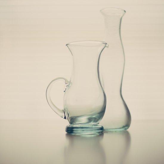 Two Jars, Fine art, Still Life, Home Decor, Vintage  Art Print