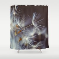 Wake Me A Song Shower Curtain