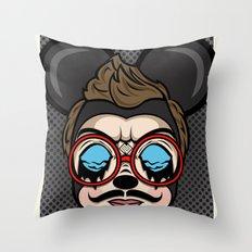 Mickey Boy Throw Pillow