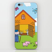 Farm iPhone & iPod Skin