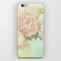 Peony Dream iPhone & iPod Skin