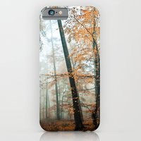 iPhone & iPod Case featuring forest colors by Iris Lehnhardt