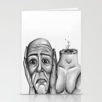 My Head Is Pounding, I C… Stationery Cards