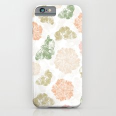 Ginkgo Floral Slim Case iPhone 6s