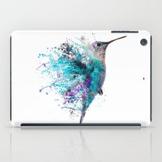 HUMMING BIRD SPLASH iPad Case