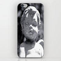 Baby Cherub iPhone & iPod Skin