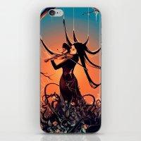 FiddleBack iPhone & iPod Skin