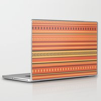 indian Laptop & iPad Skins featuring Indian by Julia Brnv