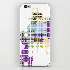 Spread iPhone & iPod Skin