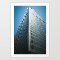 Sears Tower Art Print