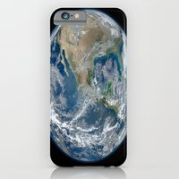 The Blue Marble iPhone 6 Slim Case