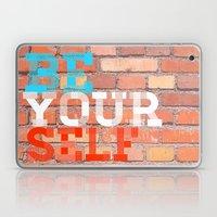 Be Yourself 2 Laptop & iPad Skin
