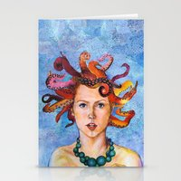 Alter-Ego Self Portrait … Stationery Cards