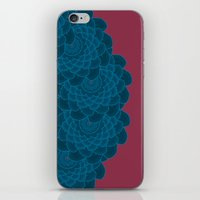 Sheep Ear Art - 5 iPhone & iPod Skin