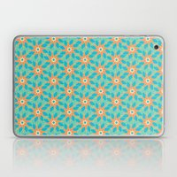 Tropical Florals Laptop & iPad Skin
